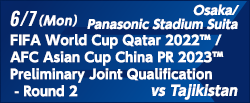 FIFA World Cup Qatar 2022 / AFC Asian Cup China PR 2023 Preliminary Joint Qualification - Round 2 [6/7]