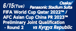 FIFA World Cup Qatar 2022 / AFC Asian Cup China PR 2023 Preliminary Joint Qualification - Round 2 [6/15]