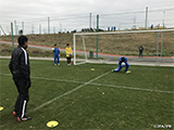 JFA Goalkeeper Project