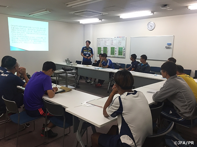 Chinese Taipei youth coaches arrive in Japan to participate in various coaching workshops