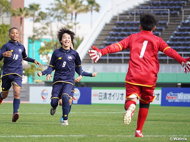FC Trianello Machida crowned as champion for the first time at the JFA 44th U-12 Japan Football Championship